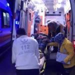 Aksaray'da otomobil kazası: 5 yaralı