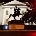Beyaz Saray'da eyvah dedirten anlar!