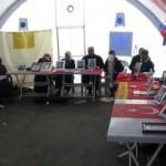 HDP önünde gerginlik, aileler fenalaştı