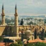 Kıbrıs Selimiye Camii önceden kralların taç giyme törenleri yapılan katedraldi