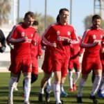 Lider Sivasspor Antalya kampını tamamladı