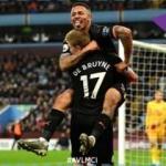 Manchester City Aston Villa'ya patladı!