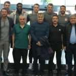 Şenol Güneş'ten Sivasspor'a ziyaret