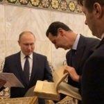 Putin, Türkiye'ye gelmeden oraya uğradı! Kur'an-ı inceledi kiliseyi ziyaret etti