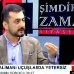 Eren Erdem'den 'pes' dedirten İstanbul Havalimanı yorumu