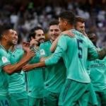 Valencia'yı deviren Real Madrid finalde!