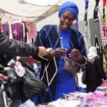 Avcılar'ın Senegalli pazarcısı
