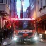 Beyoğlu'nda bir otelde yangın dehşeti!