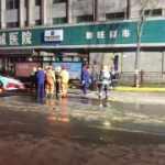 Çin'de yol çöktü, otobüs içine düştü: 6 ölü, 15 yaralı