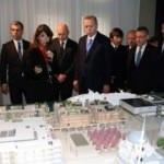 Cumhurbaşkanı Erdoğan, Galataport'u inceledi