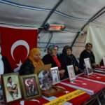 Diyarbakır annelerinin oturma eylemine katılım sürüyor