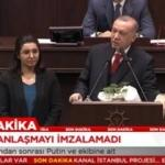 Erdoğan kürsüye çağırdı! Grup toplantısında duygusal anlar