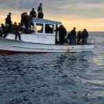 KKTC açıklarında 34 mülteci yakalandı