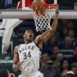 Milwaukee Bucks'ın galibiyet serisi 5 maça çıktı