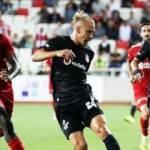 Beşiktaş - Sivasspor! Muhtemel 11'ler