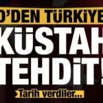Son dakika haberi: ABD'den Türkiye'ye küstah tehdit!