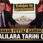 Son dakika haberi: Erdoğan'la görüşen Sarrac'tan Libyalılara tarihi çağrı!
