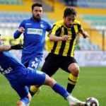 Erzurumspor'a İstanbulspor freni