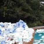 YouTuber'ın bu videosuna tepki yağıyor: Havuzdaki su için yüzlerce rulo...