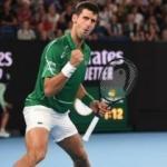 Djokovic ve Barty ikinci tura yükseldi