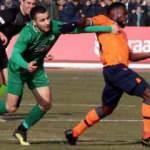 Başakşehir kupada Kırklarelispor'a elendi!
