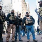 ABD karıştı! 22 bin kişi otomatik silahlarla sokağa çıktı