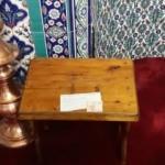 Camiye giden imam, gördüğü olay karşısında şaşkına döndü