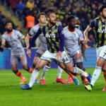 Fenerbahçe - Başakşehir! Maçta ilk yarı!