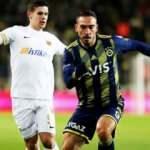 Fenerbahçe - Kayserispor! Maçta iki gol var! CANLI