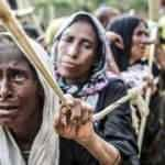 Myanmar'da Arakanlı Müslümanların köyüne top mermisi atıldı: 2 ölü