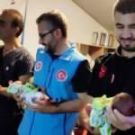 Bangladeş'te doğan üçüzlere Recep, Tayyip, Erdoğan isimleri verildi