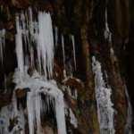 Şırnak'ta şelaleler dondu