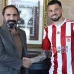 Demir Grup Sivasspor Braga'dan transfer yaptı!