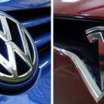 Volkswagen, Tesla'nın gerisinde kaldı