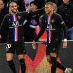 PSG'den 5 gollü galibiyet