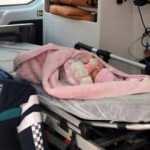 40 günlük bebeği sokağa attılar!
