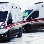 Ambulansla drift atan sürücüye soruşturma