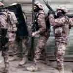 Gaziantep'te 873 polisle operasyon: 34 gözaltı