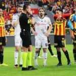 'Göztepe-Beşiktaş maçında kural hatası var'