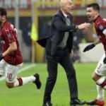 Hakan şov yaptı, Milan yarı finalde!