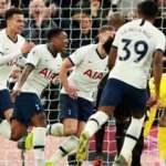İlkay penaltı kaçırdı, Tottenham City'yi yıktı!