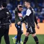 Juventus, Napoli deplasmanında yıkıldı
