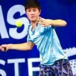 Milli tenisçi Atakan Karahan Les Petits As'ta yarı finalde