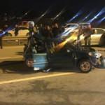 Sakarya'da trafik kazasında 1 kişi öldü, 3 kişi yaralandı