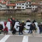 Singapurlu turistler Amasya'ya hayran kaldı