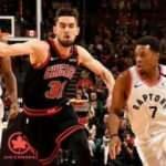 Bulls'u yenen Raptors, üst üste 11. galibiyetini aldı