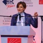 Canan Kaftancıoğlu yeniden seçildi