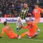 Fenerbahçe'de penaltı için büyük öfke!