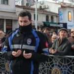 Peş peşe gelen felaketler sonrası Eyüp Sultan Camii'nde duygusal anlar