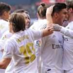 Real Madrid deplasmanda farklı kazandı